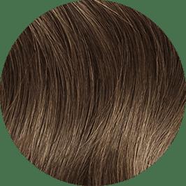שיער חום בהיר תערובת צמחים לנשירת שיער דליל